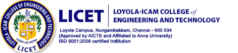 LOYOLA-ICAM ONLINE APPLICATION PORTAL
